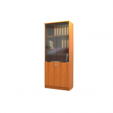 Офисный шкаф для книг открытый