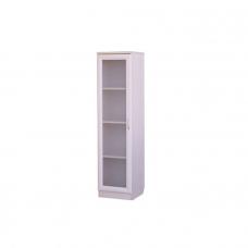 Офисный шкаф для книг узкий Г- А212
