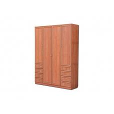 Шкаф платяной с полками и ящиками Гарун - А112