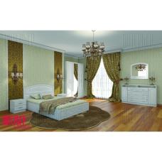 Спальня Версаль жемчуг №1 МДФ