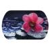 Стол Стеклянный Раздвижной с фотопечатью Орхидея