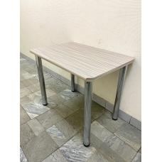 Стол обеденный хром ноги