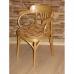 Кресло деревянное из массива мягкое М2