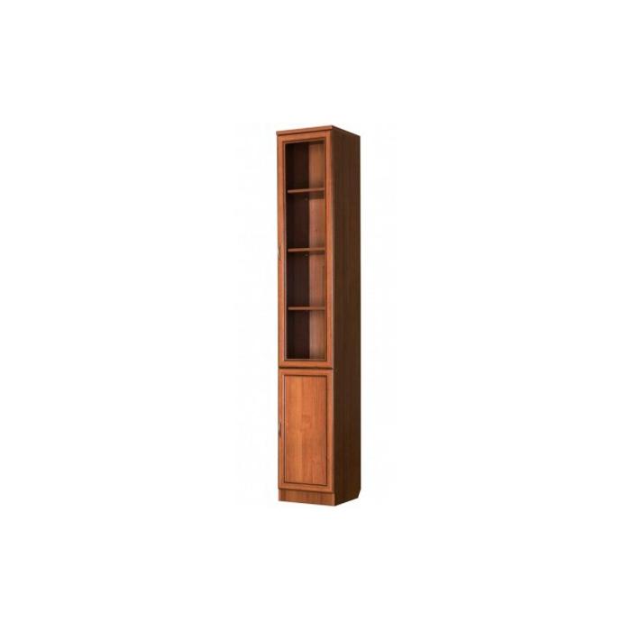 Купить недорого шкаф книжный узкий гарун - а203 в спб от про.